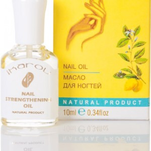 Strengthening nail oil